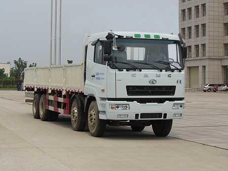 华菱重卡 280马力 8×4 栏板载货车(HN1310P29D6M3)
