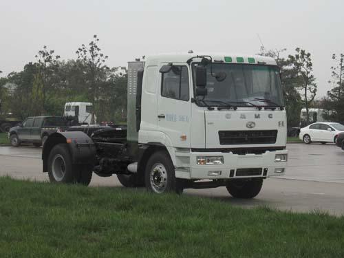华菱重卡 330马力 4×2 牵引车(HN4180NGB38C8M4)