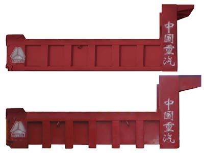 黄河 ZZ3164G3916C1 自卸汽车