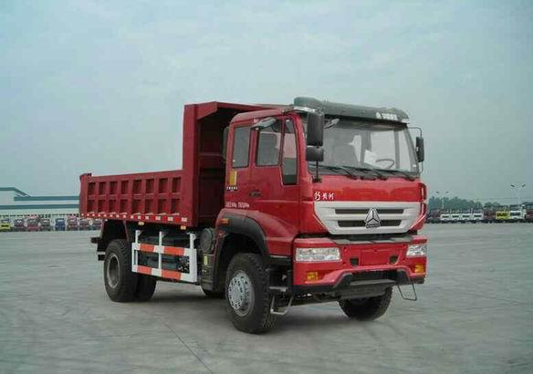 黄河 ZZ3164K4116C1 自卸汽车