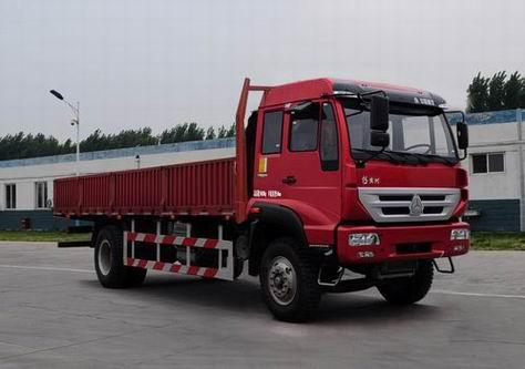 黄河 ZZ1164F5216C1 载货汽车