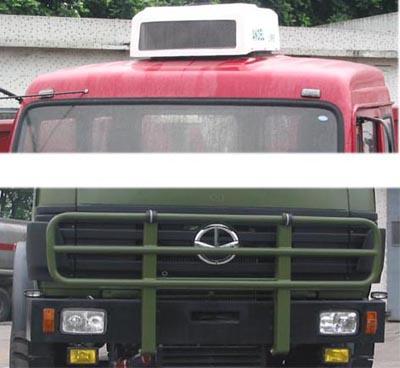 货车加装空调安装电路图