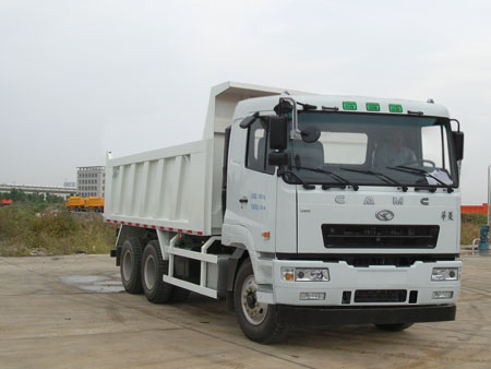 华菱 星凯马重卡 300马力 6×4 自卸车(HN3250P34C6M3)