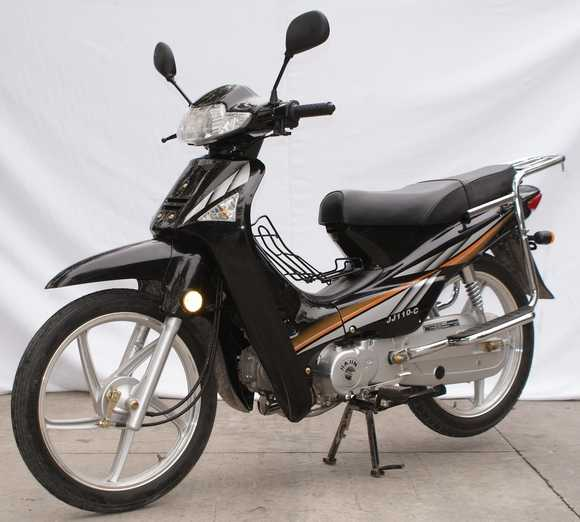 佳劲两轮摩托车 jj110-c