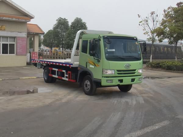 湖北江南 江特 130马力 4×2 清障车(JDF5080TQZC4)