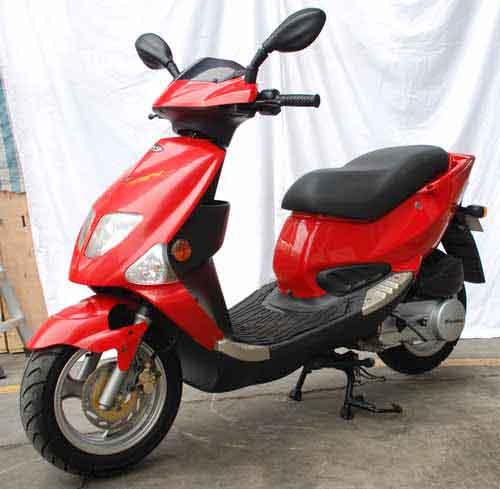 森科两轮摩托车 sk125t-3a