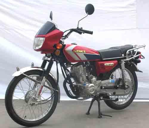 森科两轮摩托车 sk125-a