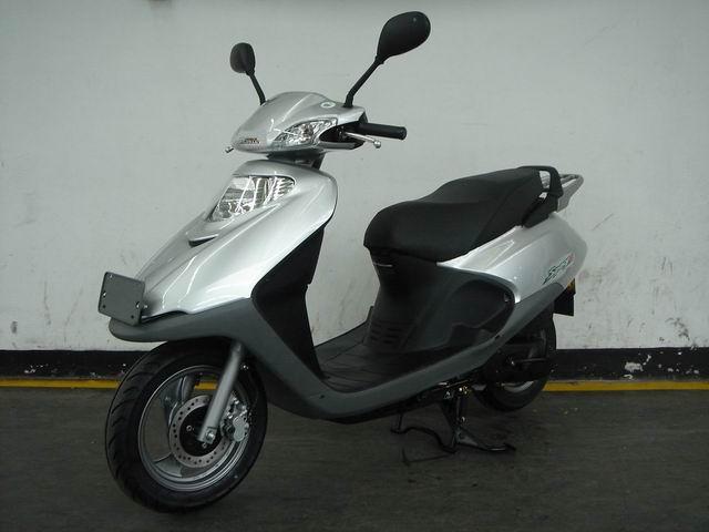 五羊本田两轮摩托车 wh100t-g