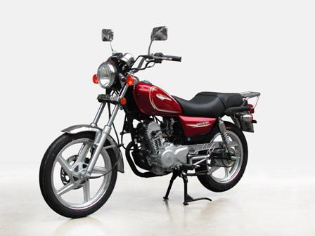 大阳两轮摩托车 dy125-8a