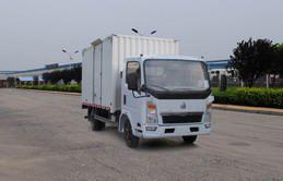 中国重汽HOWO 75马力 单排厢式轻卡(ZZ5047XXYB2813C1Y45)