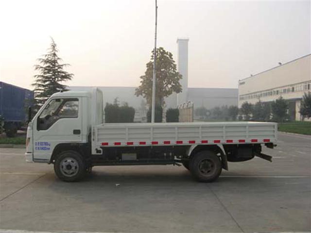 时代领航 捷顺I3360 90马力 单排栏板轻卡(BJ1043V8JEA-S)