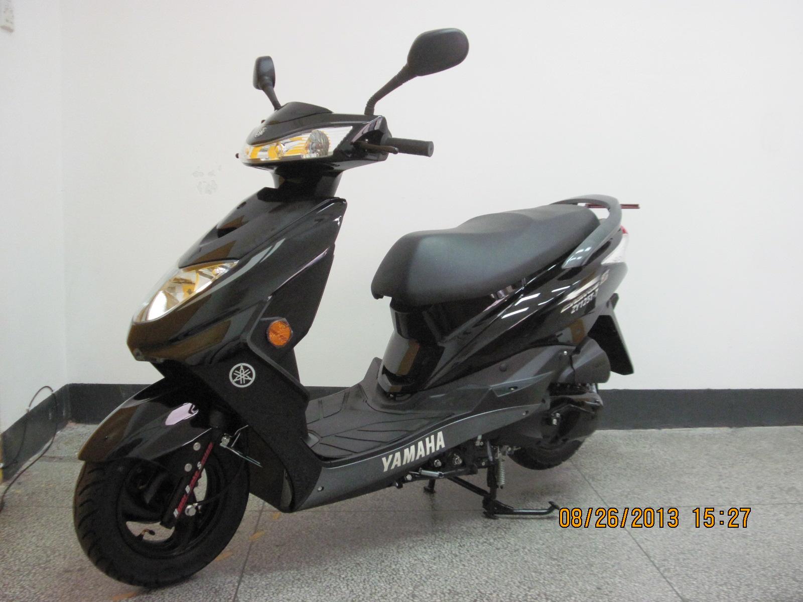 雅马哈(yamaha)两轮摩托车 zy125t-7