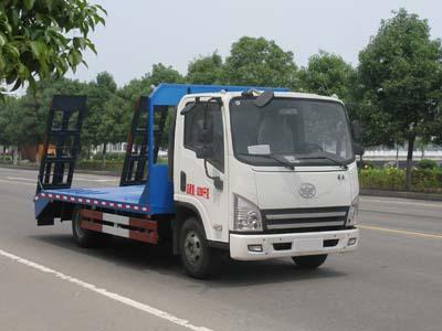 湖北程力 程力威 120马力 4×2 平板运输车(CLW5080TPBC4)
