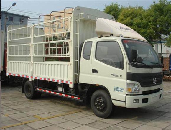 福田仓栅式运输车 bj5089ccy-f2图片