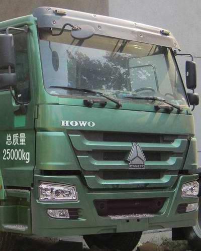 中联重科 中联 310马力 6×4 除雪车(ZLJ5252TCXZE4)