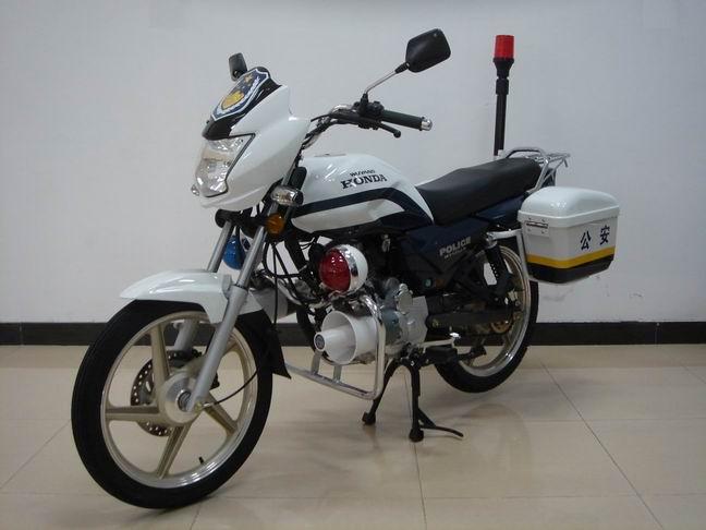 五羊本田两轮摩托车 wy125j-n