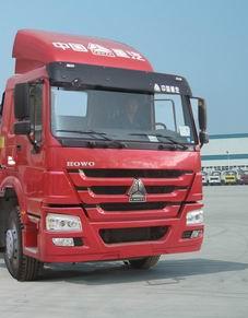 中国重汽 HOWO重卡 326马力 4×2 牵引车(ZZ4187N3518W)