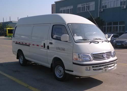 厦门金旅 金旅海狮 110马力 2人 厢货车 XML5026XXY65
