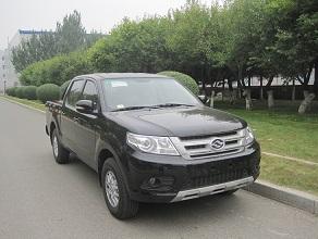 黄海汽车 黄海N1 4×2(两驱) 皮卡(DD1031GCNG)