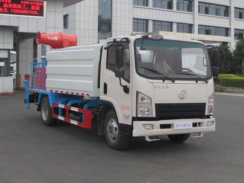 陕汽华山 轩德 109马力 4×2 多功能抑尘车(SX5040TDYGP4)