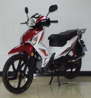 佳劲两轮摩托车 jj110-2c