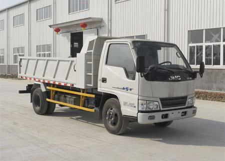 陕汽通力 陕汽通力 109马力 4×2 矿用自卸车(JX3044XG2)