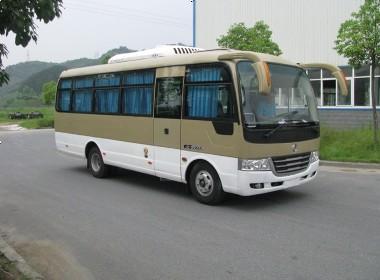 东风客车 东风风尚 140马力 24-29人 公路客车(EQ6732L5N)
