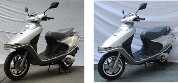 森科两轮摩托车 sk110t