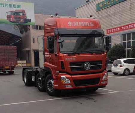 东风 天龙重卡 375马力 6×2 牵引车(DFH4240A1)