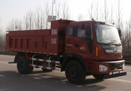 福田 瑞沃 160马力 4×2 自卸车(BJ5165ZLJ-2)