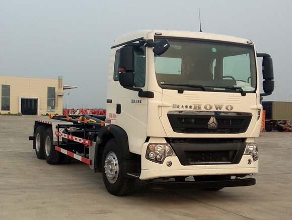 三一重工 三一 280马力 6×4 车厢可卸式垃圾车(SYP5250ZXXZQ)