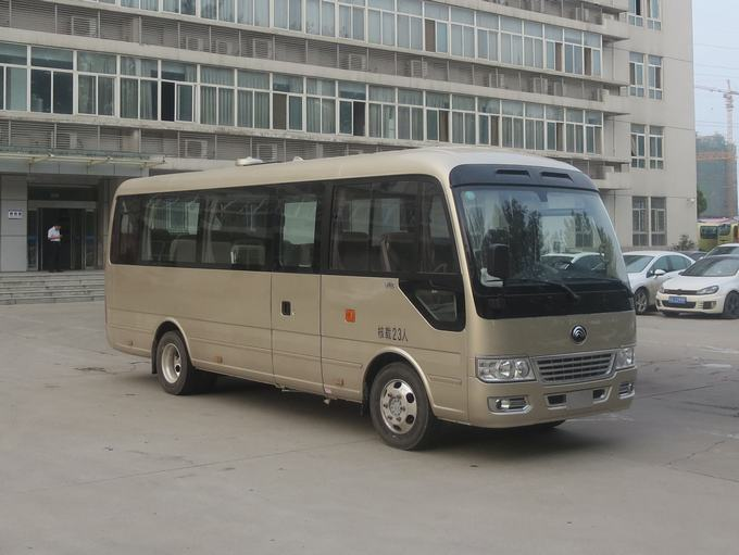 郑州宇通 宇通T7 315马力 10-23人 商务车(ZK6710Q1T)