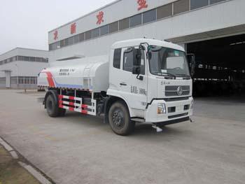 福建龙马 福龙马 210马力 4×2 清洗车(FLM5160GQXE4)
