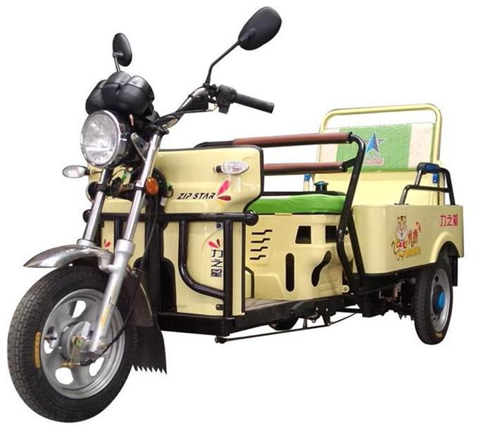 力之星三轮摩托车电子块接线图