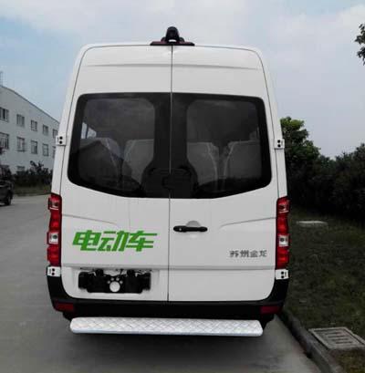 海格纯电动客车 klq6601bev1x2