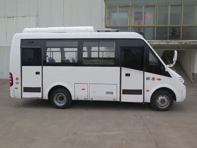 安凯纯电动城市客车 hff6661gevb
