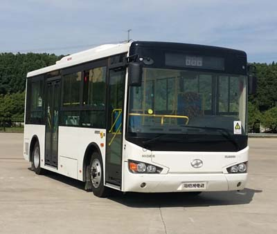 海格纯电动城市客车 klq6800gevx