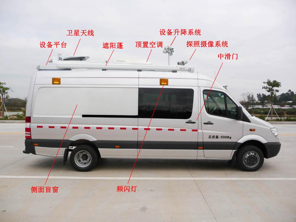 货车顶置空调电路图