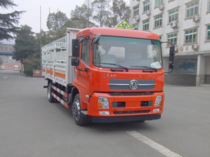 东风商用车 天锦 180马力 4×2 气瓶运输车(DFC5160TQPBX5)