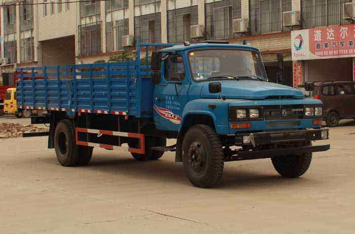 东风神宇 御龙 115马力 4×2 教练车 EQ5121XLHL2