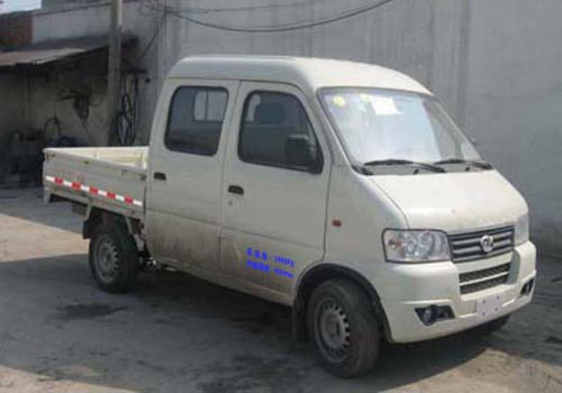 东风 俊风 61马力 汽油 双排栏板微卡(DFA1010H12QA)