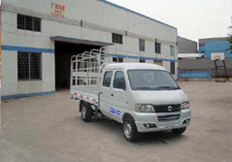 东风 俊风 61马力 汽油 双排仓栅微卡(DFA5020CCQH12QA)