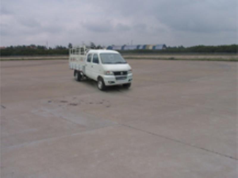 东风 俊风 61马力 汽油 双排仓栅微卡(DFA5025CCYH12QA)