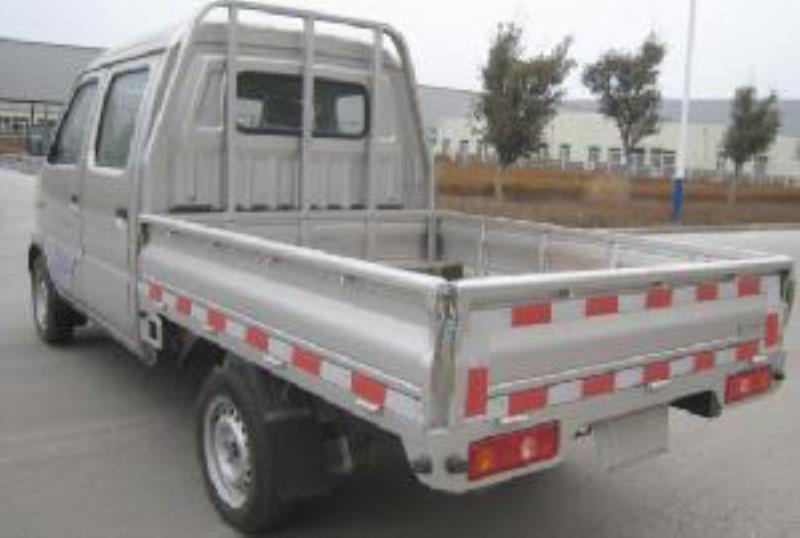 东风 俊风 61马力 汽油 双排栏板微卡(DFA1025H12QF)