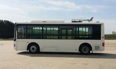 海格纯电动城市客车 klq6800gevn1