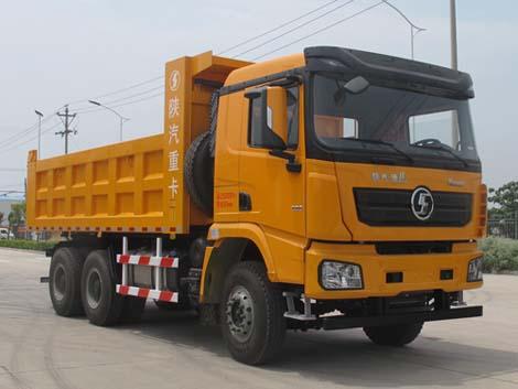 陕汽重卡 德龙X3000 重卡 385马力 6×4 自卸车(SX32505B4042A)