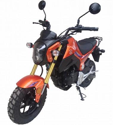 大运两轮摩托车 dy150-30