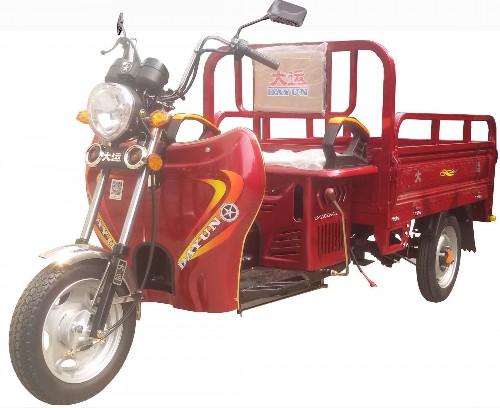 大运正三轮摩托车 dy110zh-11