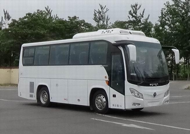福田纯电动客车 bj6802evua-2
