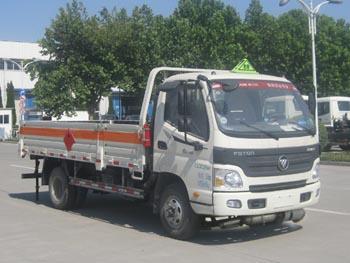 河南新飞 新飞 141马力 4×2 气瓶运输车(XKC5040TQP5B)